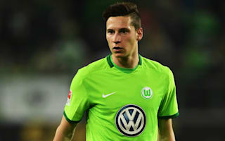 Draxler confirms transfer talks ahead of proposed PSG move