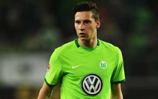 BREAKING NEWS: Wolfsburg confirm Draxler will join PSG