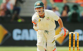 Warner felt 'quite heavy' ahead of first MCG ton
