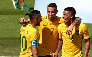 Rio 2016: Neymar, Gabriel Jesus fire Brazil into final