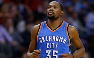 NBA players shocked by Durant's Warriors move