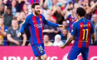 Messi, Suarez & Neymar broke the mould - Luis Enrique