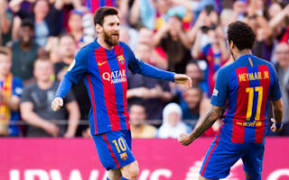 Messi, Suarez & Neymar broke the mould - Luis Enrique