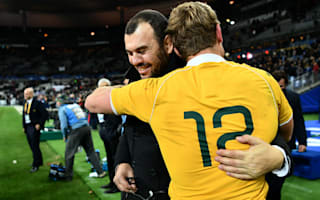 Cheika proud of Wallabies
