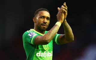 Sunderland v West Brom: Defoe eyes ideal opposition