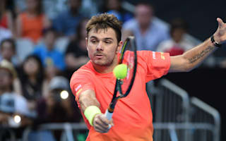 Wawrinka brushes aside Stepanek challenge