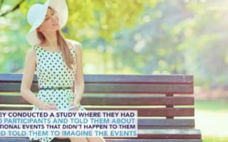 Study: Many people remember events that never happened