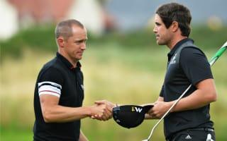 Noren into quarter-finals, Fitzpatrick's Ryder Cup hopes dented
