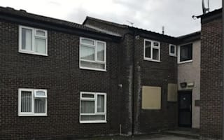 Liverpool flat up for auction - for £1