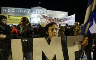 IMF admits Greek bailout failures