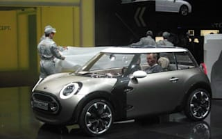 MINI to reveal more Rocketman details?