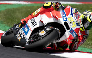 Iannone set to return for Ducati