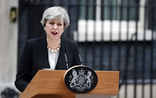 Nato must show resolve in fight against terrorism, Theresa May to say