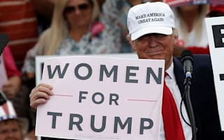 Several women accuse Donald Trump of sexual assault