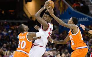 Cavs fall to Bulls, Thunder beaten and Warriors win