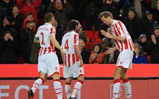 Time to retire robot dance - Crouch relieved to score 100th Premier League goal
