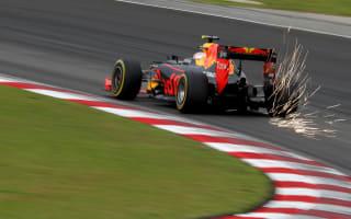 Verstappen hoping to hunt down Mercedes