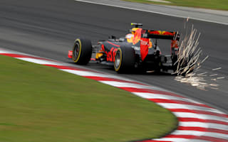 Verstappen hoping to hunt down Mercedes