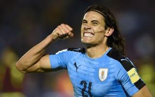 Uruguay 3 Venezuela 0: Cavani nets twice in comfortable win