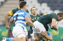 Springboks lose Combrinck to fractured fibula, Jantjies facing scan