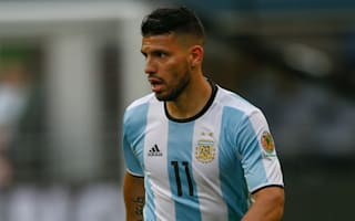 Aguero pulls out of Argentina squad
