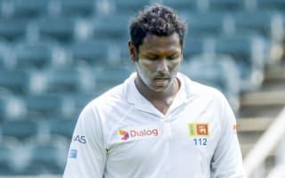 Mathews laments Sri Lanka's familiar failings