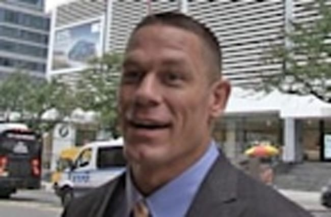 John Cena -- I Haven't Been Offered 'Live with Kelly' Job ... But I'd Take It!