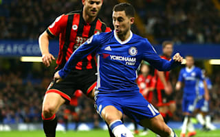 Hazard: Chelsea out to make history