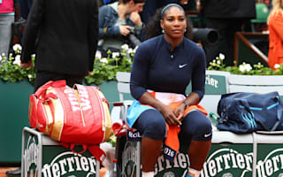 Sampras: Motivation is Serena's biggest obstacle
