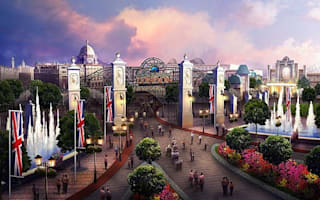 BBC to open theme park featuring Sherlock and Dr Who in 2020