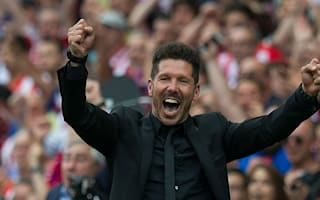 Simeone: I will stay at Atletico Madrid