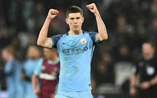 Stones strong enough to handle Everton return - Pep