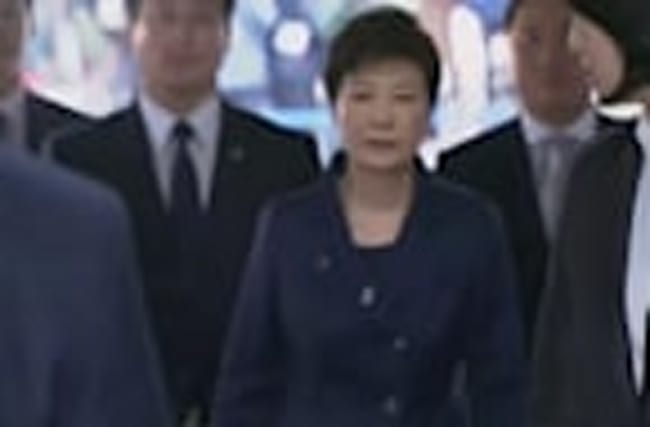 South Korea's ousted leader Park arrives at court hearing on her arrest