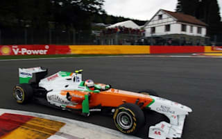 Sutil, Hulkenberg vie for Force India race seat
