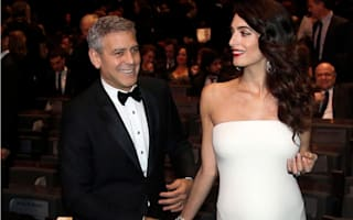 George Clooney and wife Amal welcome birth of twins Ella and Alexander