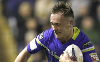Warrington go top with late win at Catalans