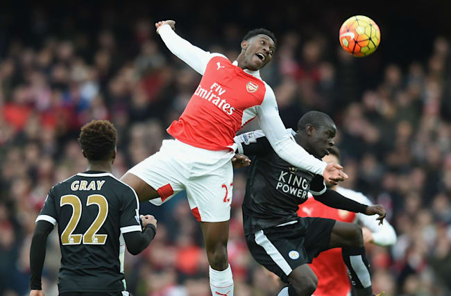 Arsenal 2 Leicester City 1: Welbeck wins it at the death
