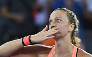 Kvitova faces at least six months out