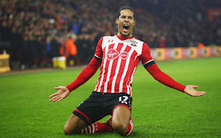 Van Dijk could play for Barcelona or Real Madrid - Lennon