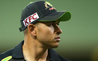 Khawaja named as Australia eye response
