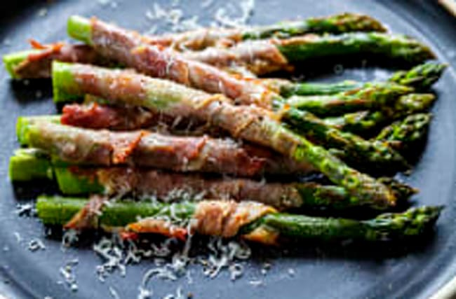 Nine things to do with asparagus, even if it's wonky