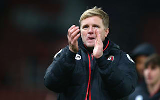Comeback win over Liverpool a special day for Bournemouth - Howe
