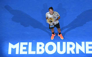 Federer win ends greatest-ever debate