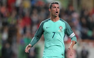 Cristiano Ronaldo headlines Portugal squad for Euro 2016