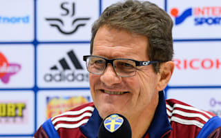 Capello laughs off Real link