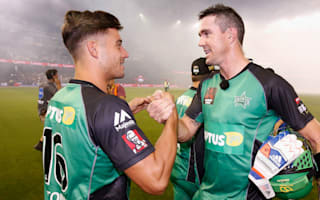 Pietersen and Stoinis shine in Stars derby win
