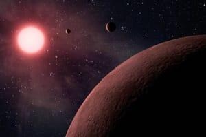 La NASA ha descubierto dos exoplanetas nuevos gracias a la IA de Google