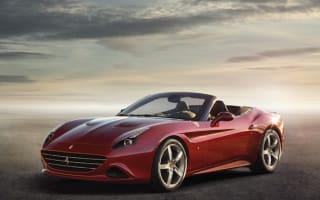 New Ferrari California T packs turbo power