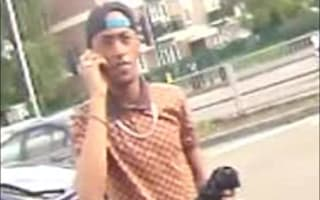 Hunt for bogus Samaritan thief in west London