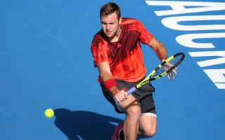 Sock retires as Agut wins Auckland showpiece
